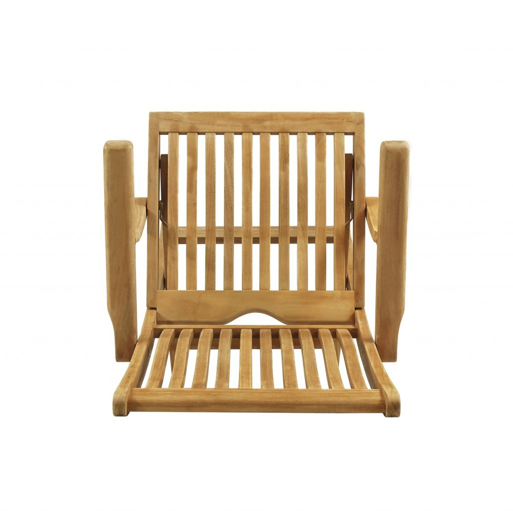 Bali Folding Arm Chair Diraja Surya Furniture