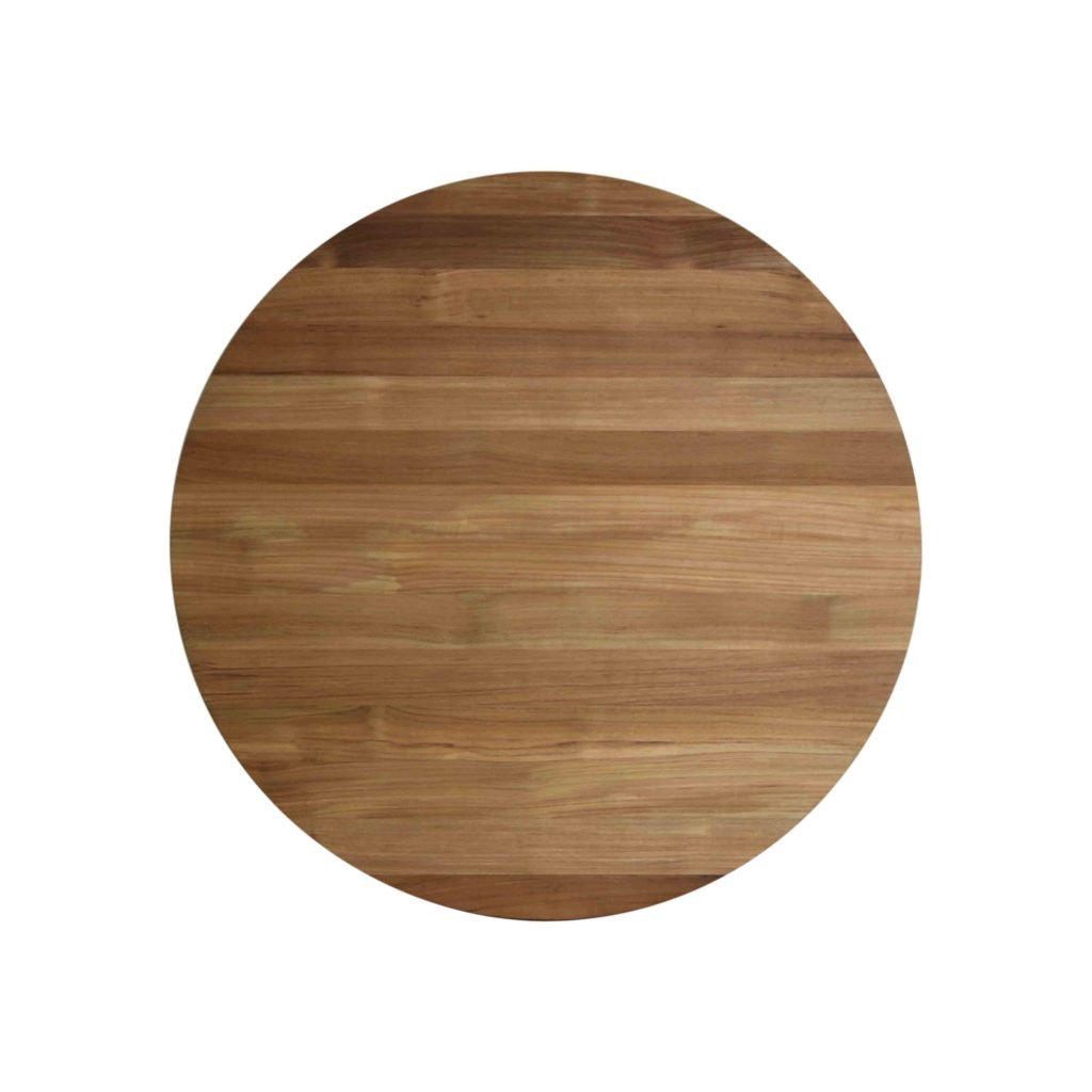 Merlin Round Coffee Table 90 Cm Diraja Surya Furniture