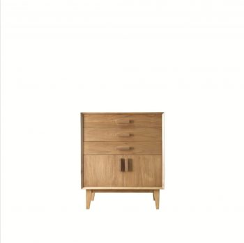 sideboard kecil cocok untuk segala ruangan terbuat dari kayu jati kualitas A dari perhutani
