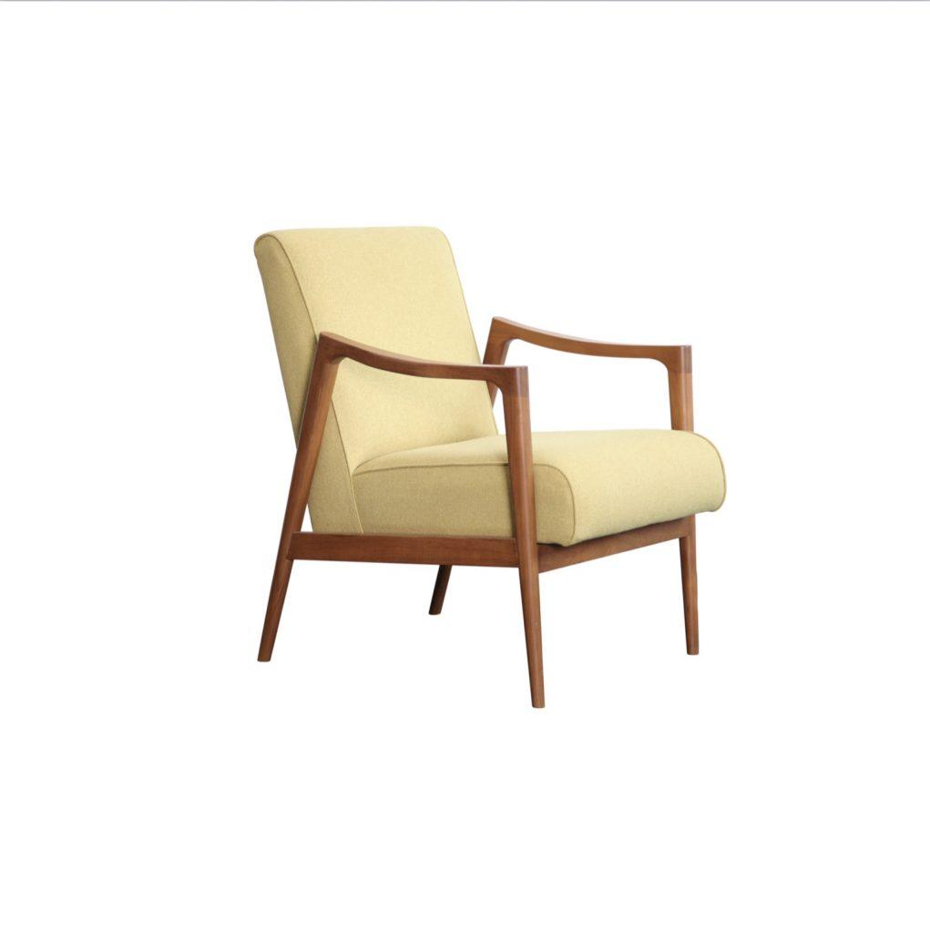 Kiwi 1 Seater Teak Sofa Diraja Surya Furniture