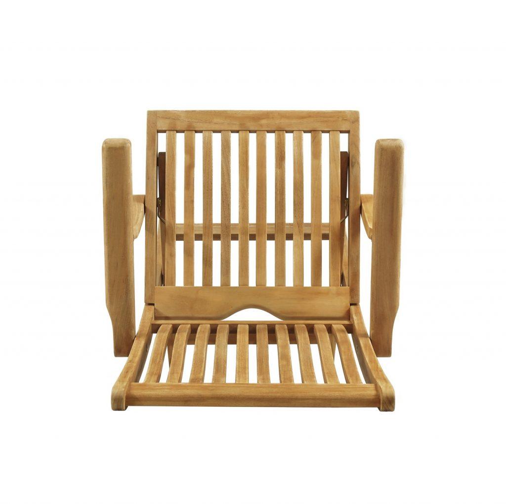 Bali Folding Arm Chair Diraja Surya Furniture