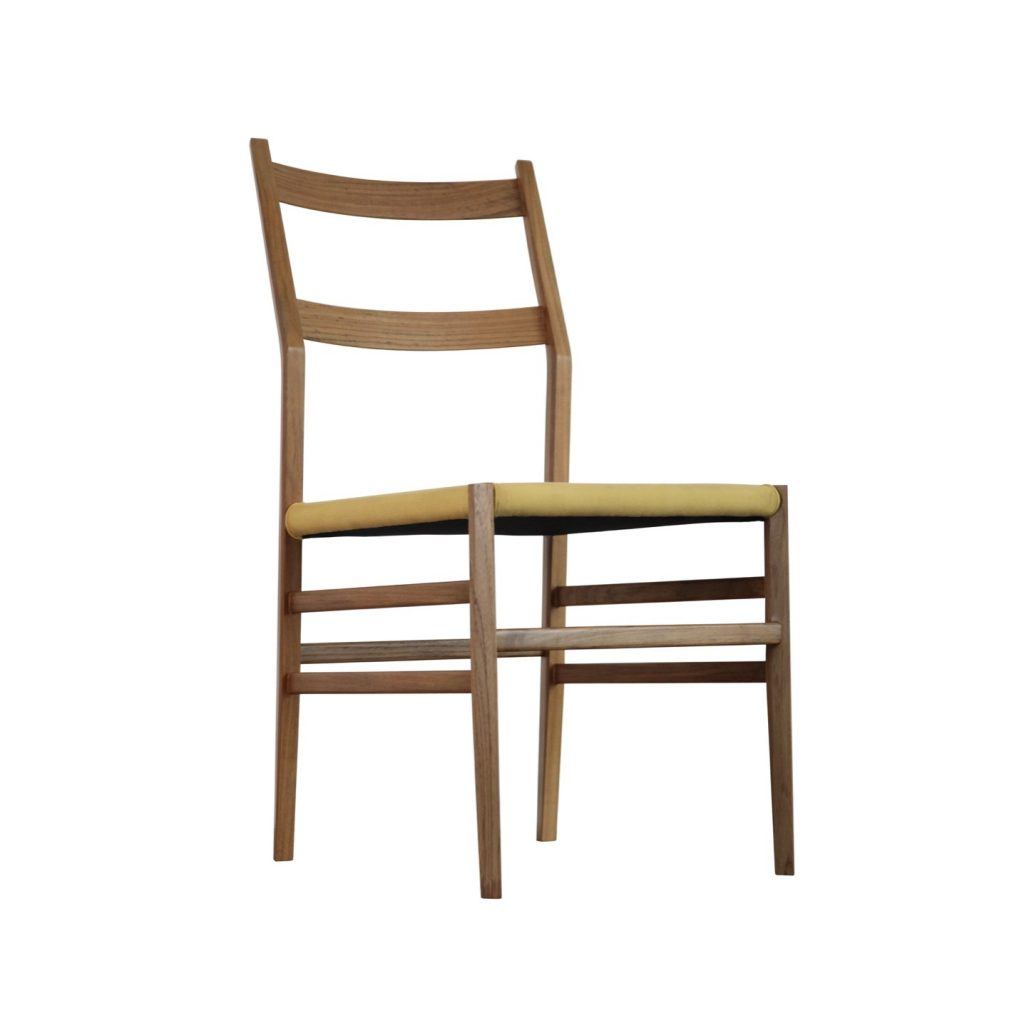 Teak Light Weight Dining Chair